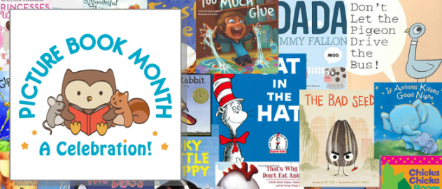 Picture Book Month Slide