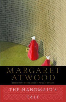 Cover of The Handmaid's Tale by Margaret Atwood