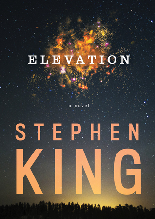 Cover of Elevation by Stephen King