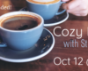 Cozy Drinks with Stone Creek. October 12th at 6:00 PM. Samples provided! Please RSVP.